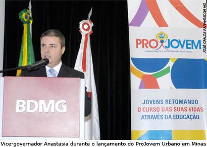 Jovens de Araxá são contemplados com o ProJovem Urbano