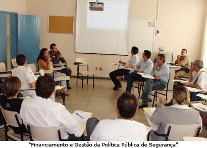 Araxá desenvolve seis temas para a Conferência Nacional de Segurança Pública
