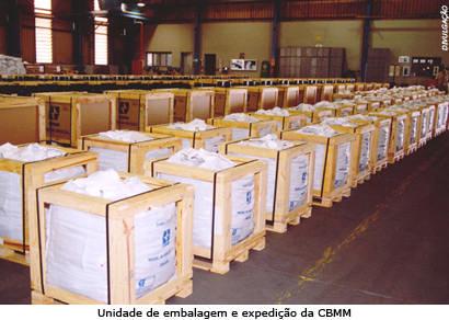 CBMM adia investimento de R$ 250 milhões por tempo indeterminado