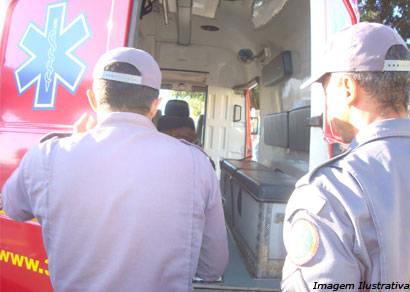 Bombeiro com sintomas de embriaguez é preso após acidente de moto