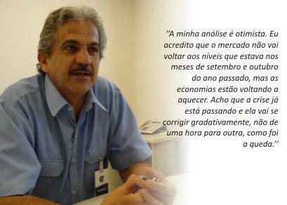 Diretor Administrativo da CBMM fala sobre os enfrentamentos no período de crise
