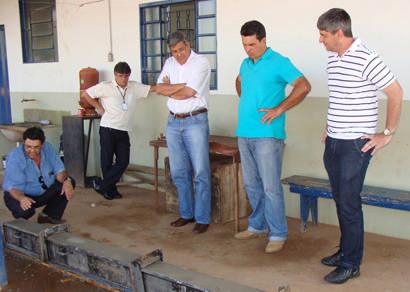 Prefeitura inicia execução do projeto de avicultura