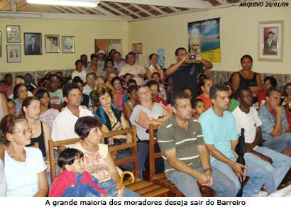 Codemig deve iniciar negociações de imóveis do Barreiro na próxima semana