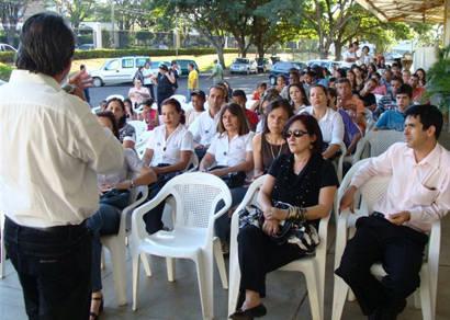 Secretaria anuncia implantação do ProJovem em Araxá