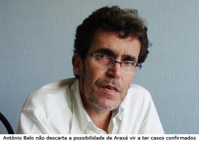 Araxá tem mais cinco suspeitas de gripe suína