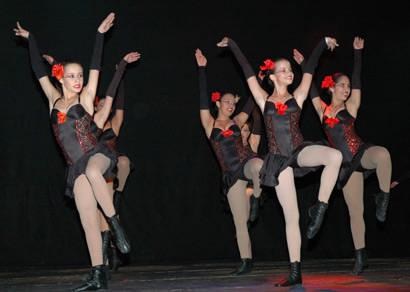 Dançaraxá tem participação de 24 cidades