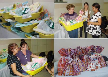 Centro de Atendimento à Mulher encerra atividades da Semana da Amamentação