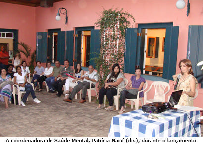 Secretaria Municipal de Saúde lança Projeto Maternar