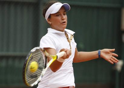 Tenista araxaense conquista primeiro lugar no ranking Infanto-Juvenil da CBT