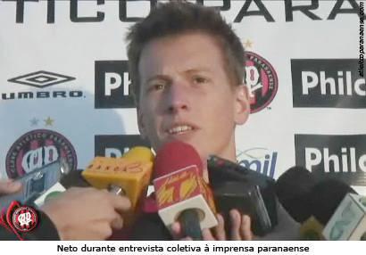 Araxaense estreia no gol do Furacão