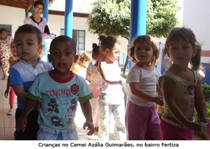 Levantamento aponta que mais de 500 crianças estão sem educação infantil