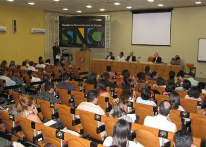 Araxá é uma das escolhidas em Minas para receber o seminário do SNC