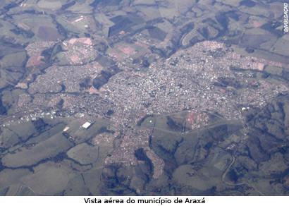 Estimativa do IBGE aponta que Araxá teria mais de 90 mil habitantes