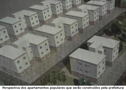 Parceria pública-privada pretende construir 2 mil moradias em 2010