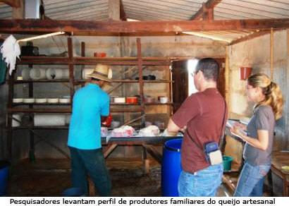 Epamig prepara diagnóstico ambiental na Serra da Canastra