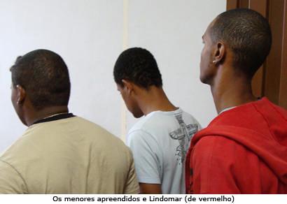 PC prende homem e apreende menores acusados de tráfico no Urciano Lemos