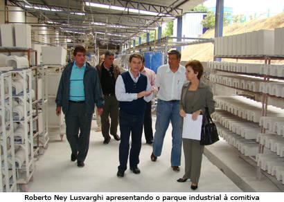Cerâmica Santa Clara dobra capacidade de produção