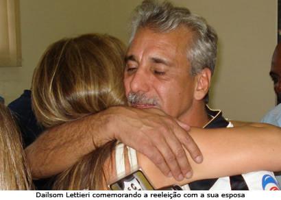 Dailsom Lettieri é reeleito presidente do Araxá Esporte Clube