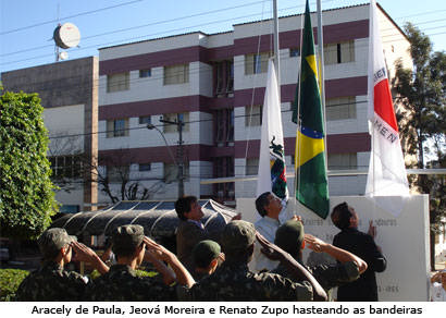 Araxá dá início às comemorações da Semana da Pátria