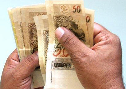 Salário mínimo para 2010 está previsto em R$ 505,90