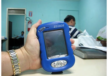 Censo 2010 será 100% informatizado, diz IBGE