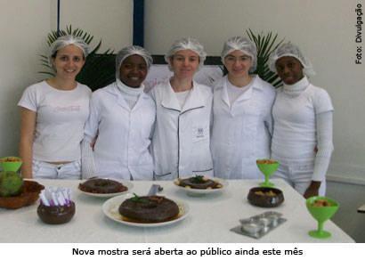Alunos do Senac promovem mostra Sabores do Brasil