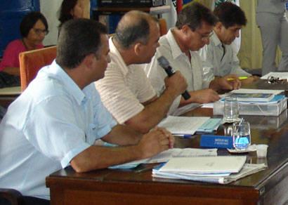PPA e Orçamento 2010 já estão na Câmara Municipal