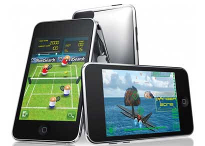 Apple reduz preço do iPod touch e introduz modelo de 64GB