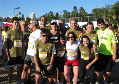Running Mania participa da terceira etapa do Circuito Adidas das Estações