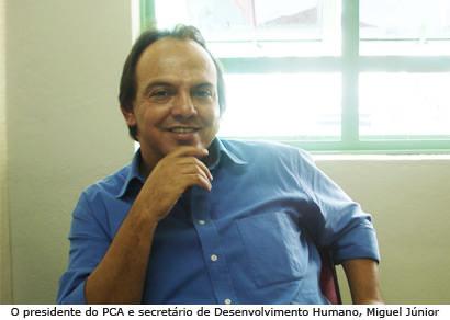 PCA faz 25 anos e define sedes do Cerad e Casa Lar como prioridade