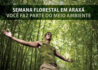Semana Florestal desenvolve diversas atividades de conscientização ecológica