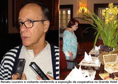 Trabalho entre cooperativa e estilista visa modernizar o artesanato em Araxá