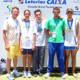 Minas Olímpica/Uniaraxá conquista 12 medalhas em Fortaleza