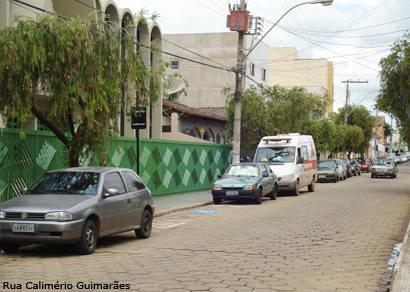 Ampliação do estacionamento rotativo inicia em outubro