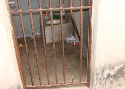 Dois presos fogem da Delegacia Regional de Araxá