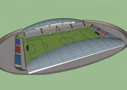 Prefeitura apresenta anteprojeto do novo estádio
