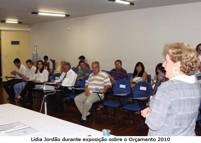 Vereadores apostam em Orçamento participativo para um bem comum