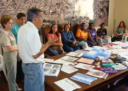 Sede da Cooperativa Art Pop será reformada pela prefeitura