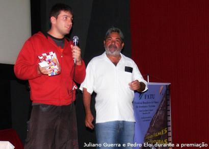 """""""Expedição Nascentes da Canastra"""" é premiado no Fatu 2009"""