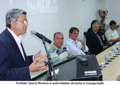 Prefeitura inaugura melhorias na Santa Casa de Misericórdia
