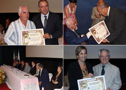 Câmara homenageia ex-vereadores com Mérito Legislativo Mariano de Ávila