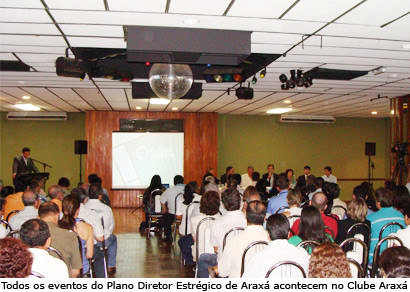 Comunidade discute diretrizes do Plano Diretor para os próximos oito anos