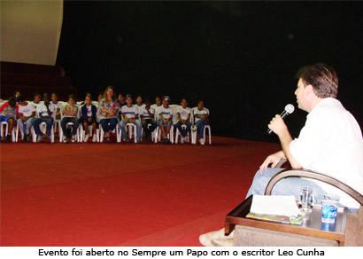 Três dias de debates e oficinas de incentivo à leitura em Araxá
