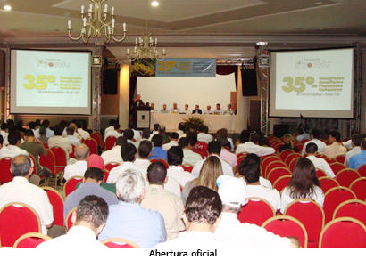 Araxá sedia 35º Congresso Brasileiro de Pesquisas Cafeeiras