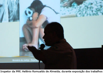 PRF inaugura ciclo de palestras sobre exploração sexual infanto-juvenil