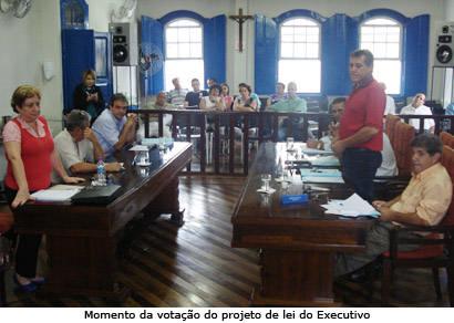 Câmara aprova a municipalização do trânsito