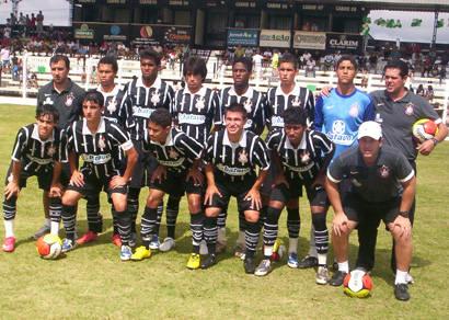 Corinthians vence combinado do Araxá Esporte em amistoso