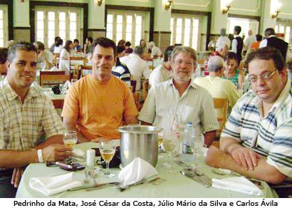 FCDL-MG recebe projeto para realização da convenção estadual em Araxá