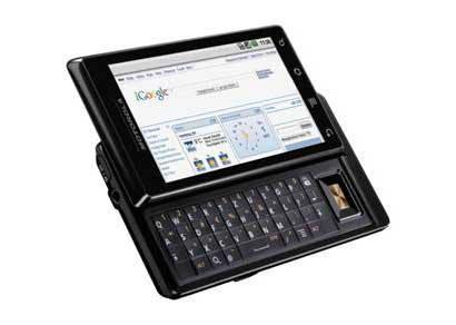 Motorola e TIM apresentam o MILESTONE no Brasil, o primeiro celular com Android 2.0