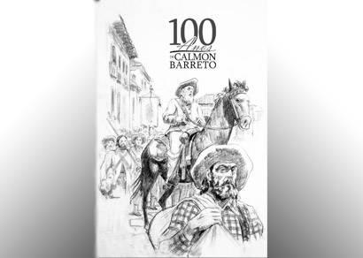 Desenhos inéditos e livro comemoram centenário de Calmon Barreto